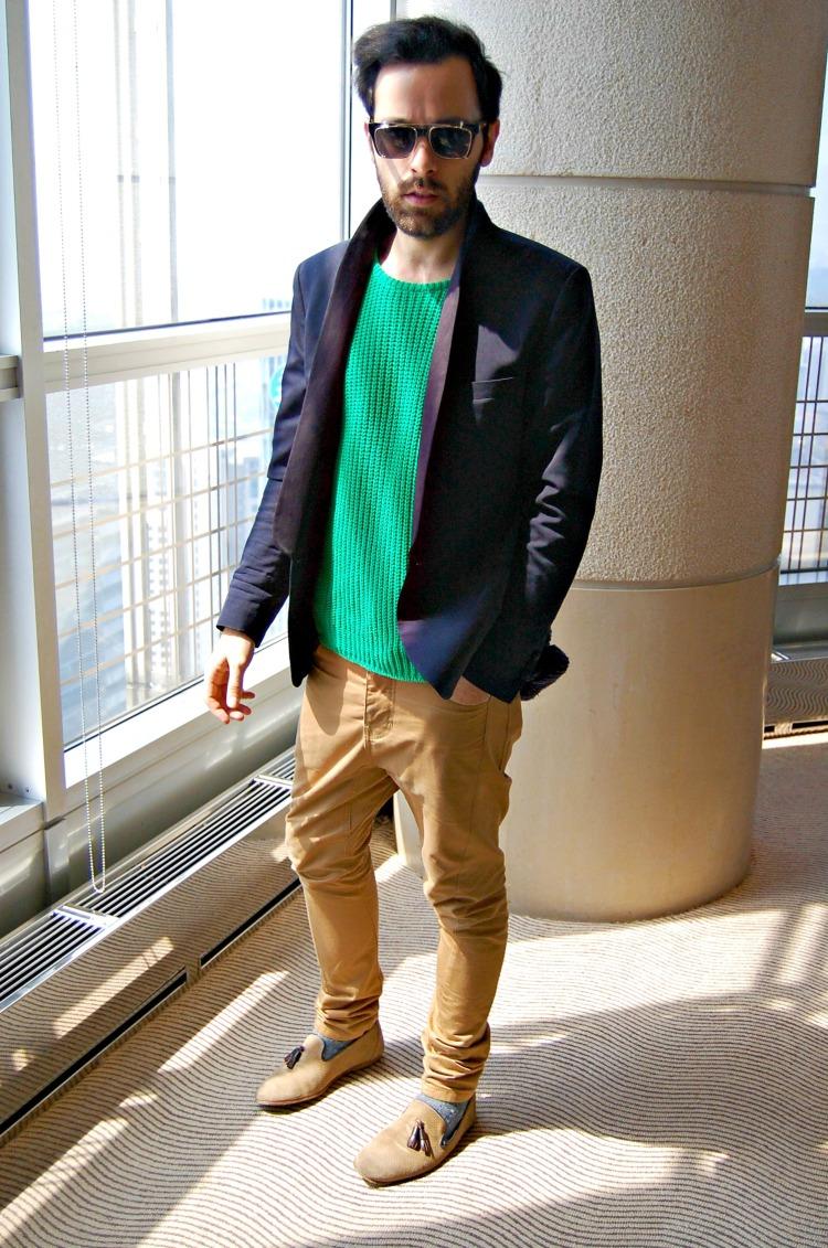 03 fashion pudong blogger hot green jinmao 10third