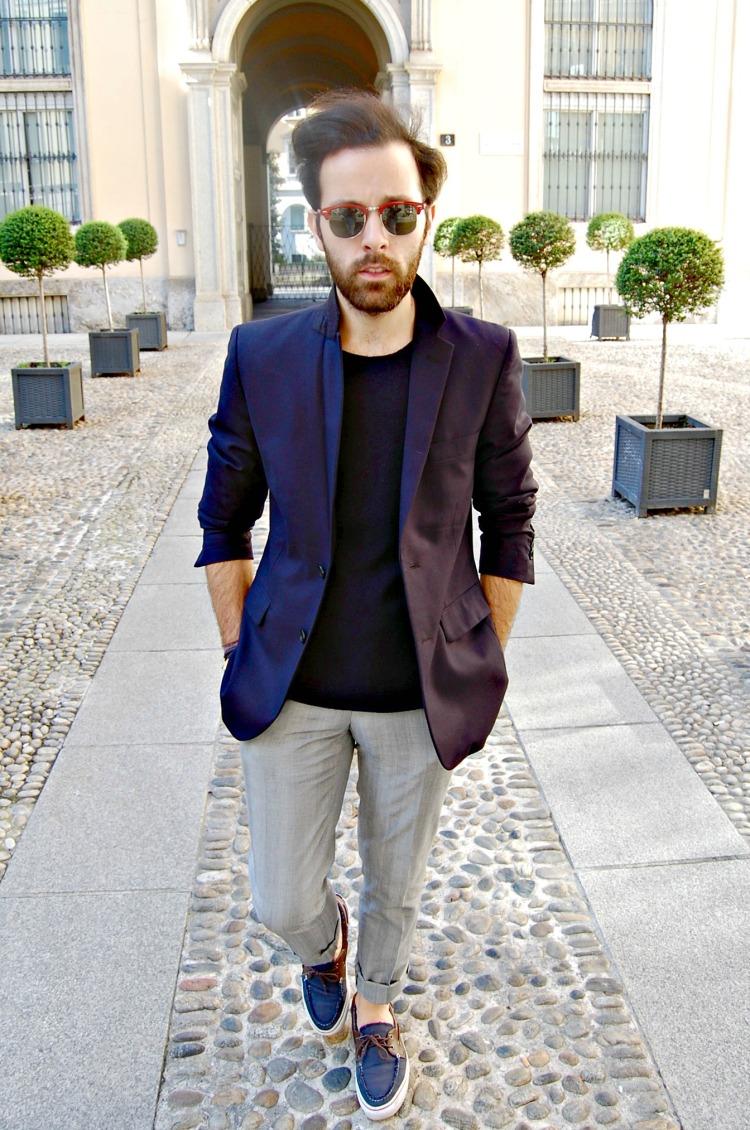 09a 10third fashion blogger salone rayban vans celine miumiu ralph lauren milan