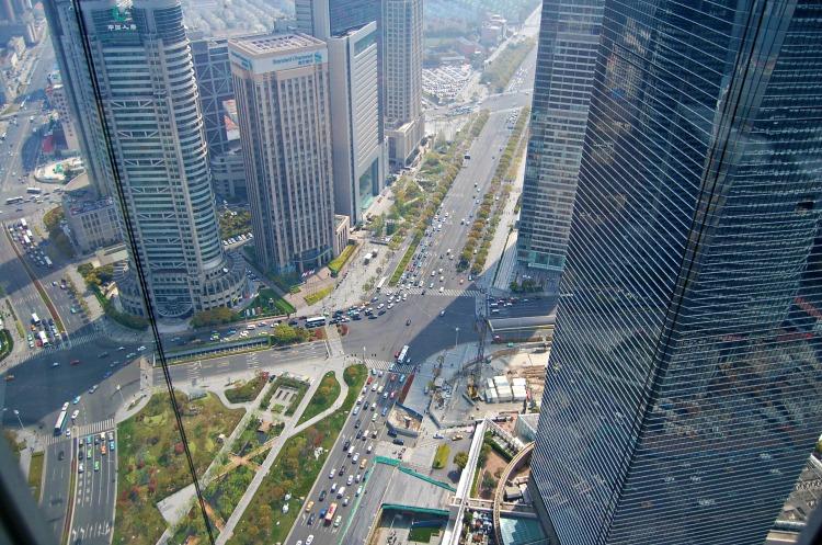 12 shanghai fashion skyscrapers blogger blue 10third