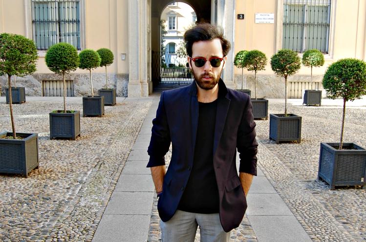 12a 10third fashion blogger salone rayban vans celine miumiu ralph lauren milan