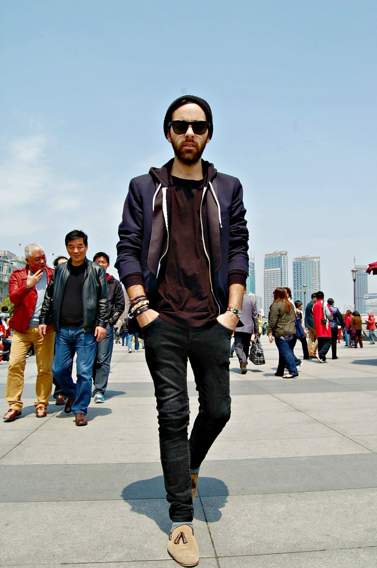 13 angelo 10third fashion kurt geiger prada blogger lanvin rayban shanghai pudong bund hot