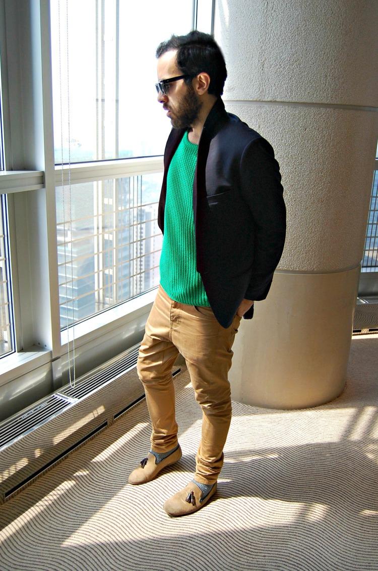 13 shanghai green fashion pudong hot blogger
