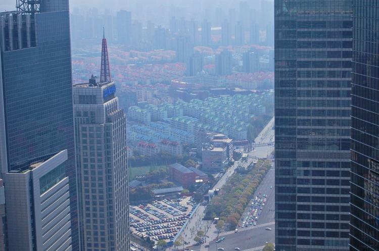18 skyscrapers fashion shanghai blogger hot sky travel 10third