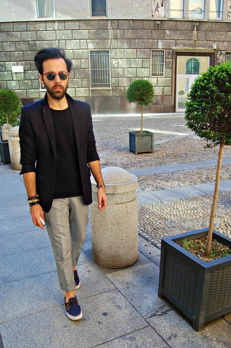 19a 10third fashion blogger salone rayban vans celine miumiu ralph lauren milan