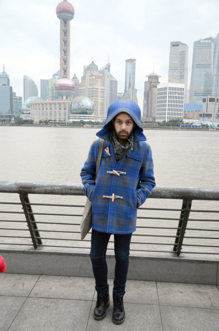 Shanghai Bund Angelo tropea 10third fashion blogger