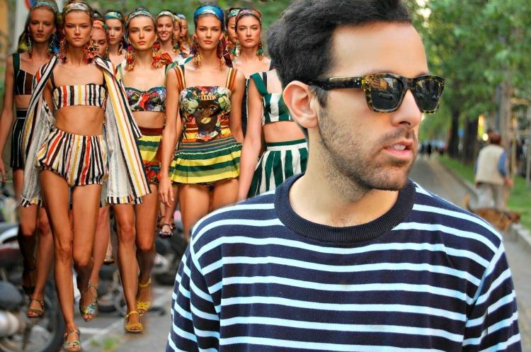 01 dolce gabbana 10third stripes lacoste blogger cheap monday fashion italian