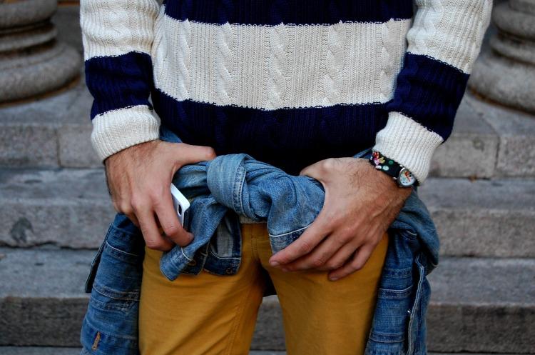 04 10third angelo tropea italian blogger h&m super fashion cheap monday stripes mustard