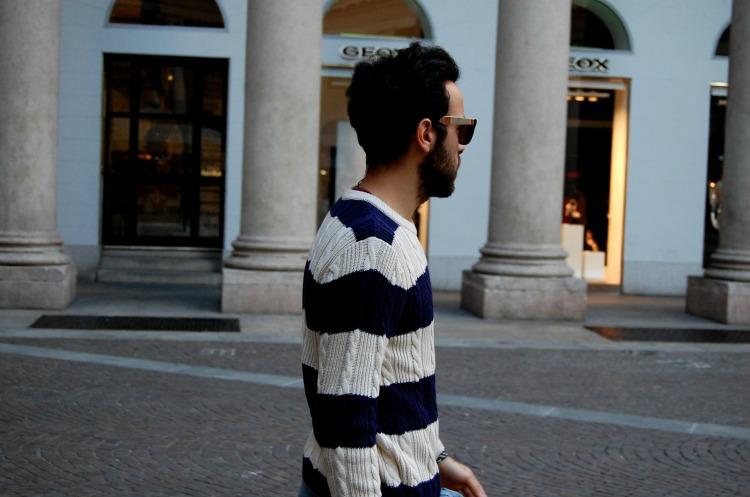 05 10third angelo tropea italian blogger h&m super fashion cheap monday stripes mustard