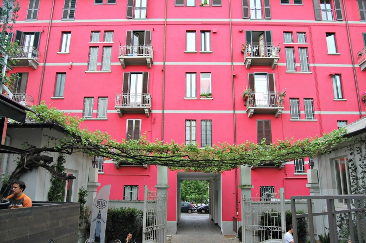 07 pink 10third italian blogger milan hot fashion