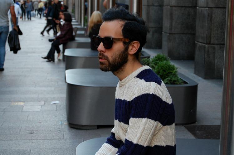 08 10third angelo tropea italian blogger h&m super fashion cheap monday stripes mustard