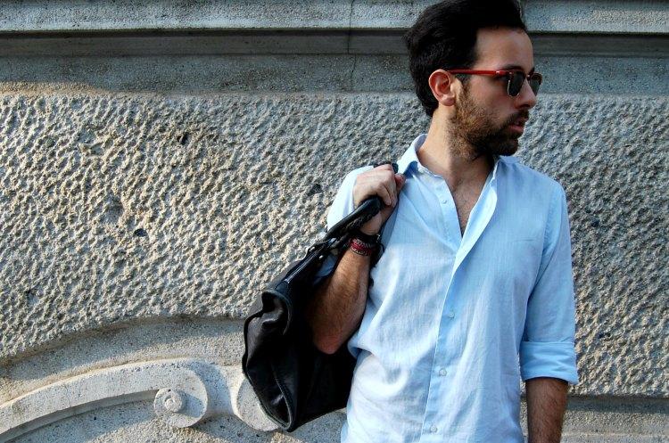 01 10third italian fashion balenciaga weekender blogger rayban formentera pasley hermes espadrillas