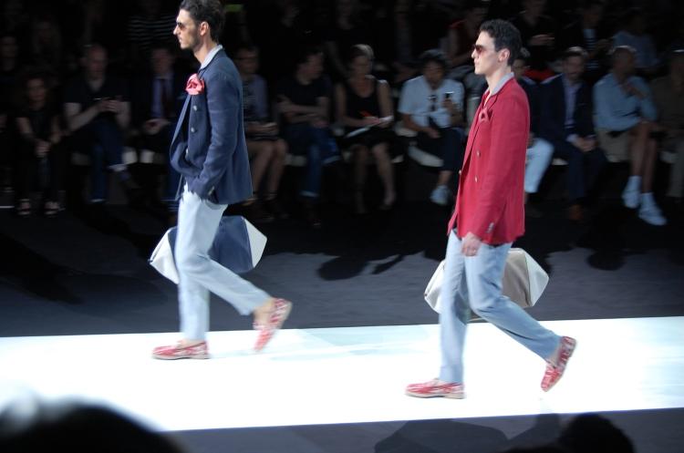 03 10third italian fashion blogger mfw ss 14 milan giorgio armani
