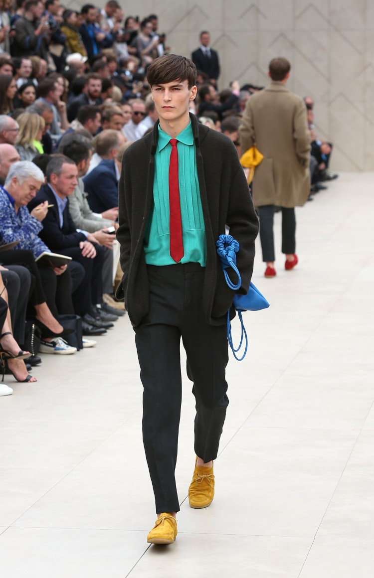Burberry Prorsum - London Collections: MEN SS14