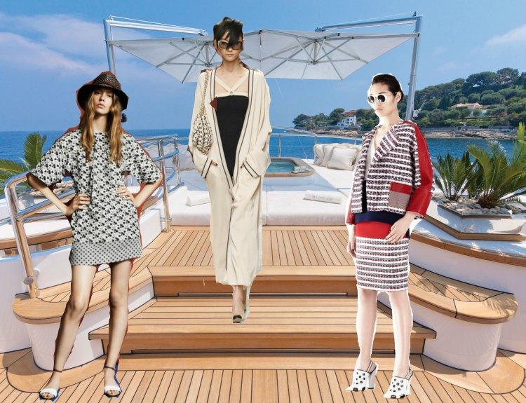 07 cruise yacht 10third italian fashion resort blogger louis vuitton chanel prabal gurung