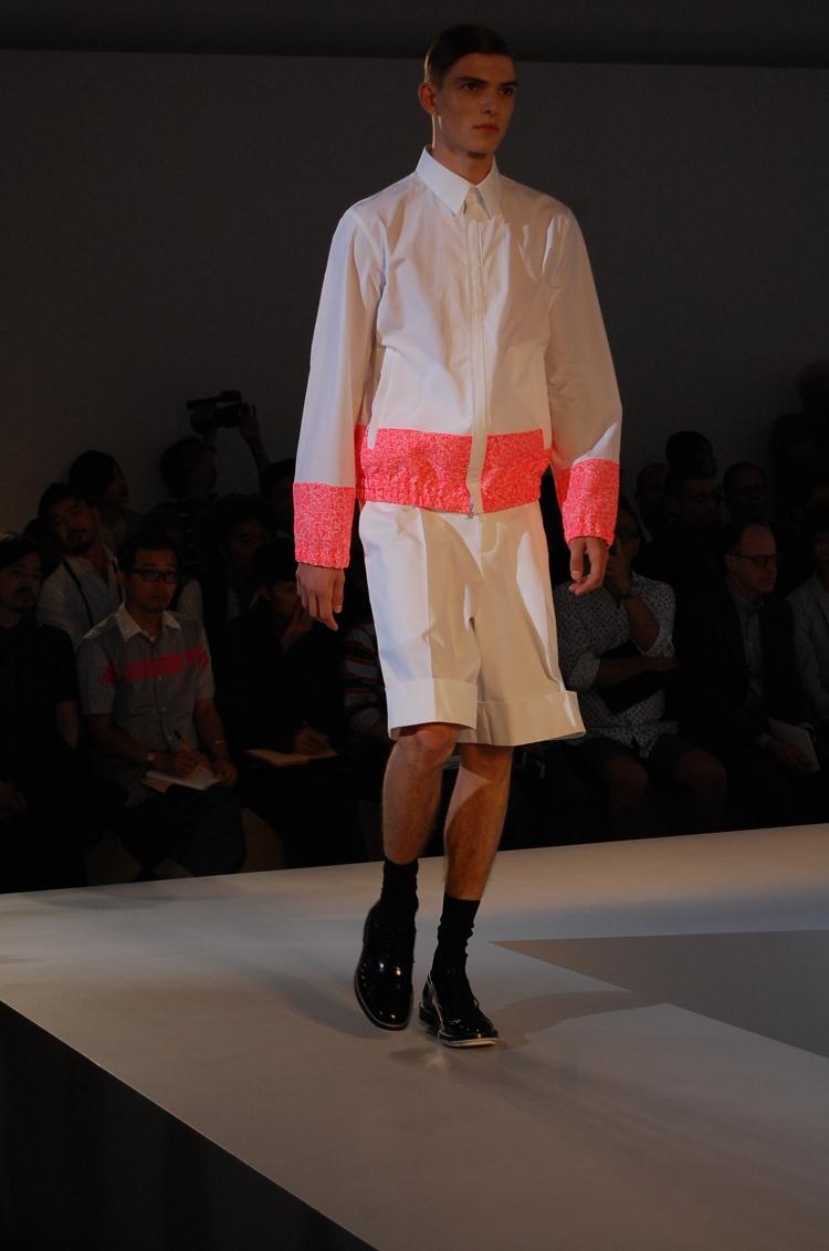 13 10third italian fashion blogger fashion week milan ss 14 menswear jil sander