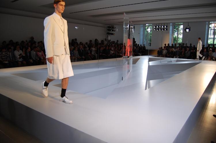 16 10third italian fashion blogger fashion week milan ss 14 menswear jil sander