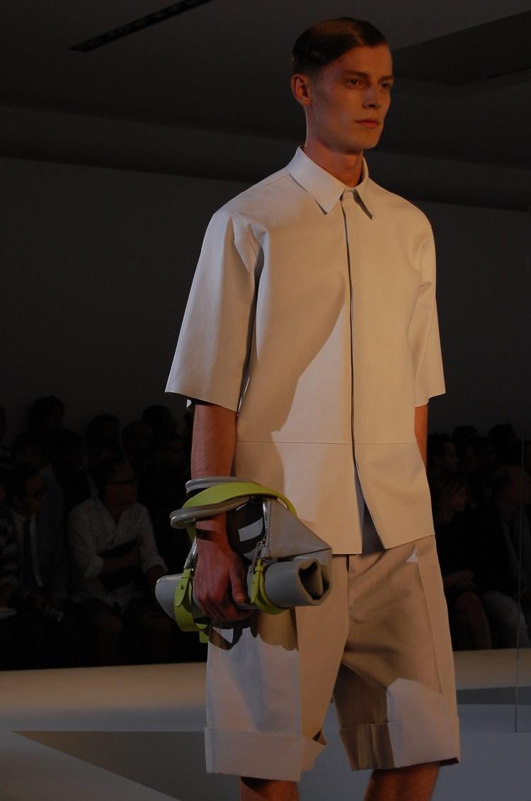 18 10third italian fashion blogger fashion week milan ss 14 menswear jil sander