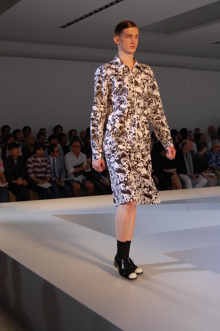 19 10third italian fashion blogger fashion week milan ss 14 menswear jil sander