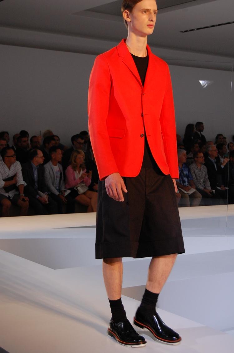 20 10third italian fashion blogger fashion week milan ss 14 menswear jil sander