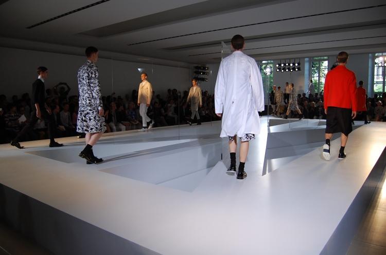 24 10third italian fashion blogger fashion week milan ss 14 menswear jil sander