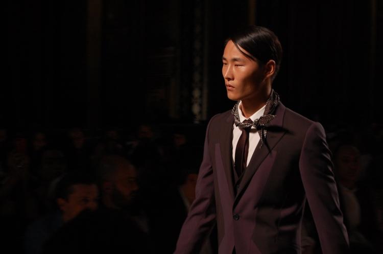 27 10third italian fashion blogger fashion week milan ss 14 menswear les hommes