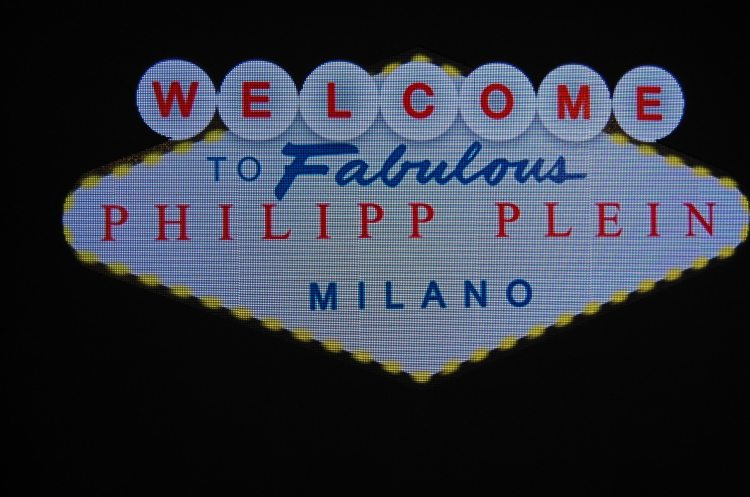 29 10third italian fashion blogger fashion week milan ss 14 menswear Philipp plein