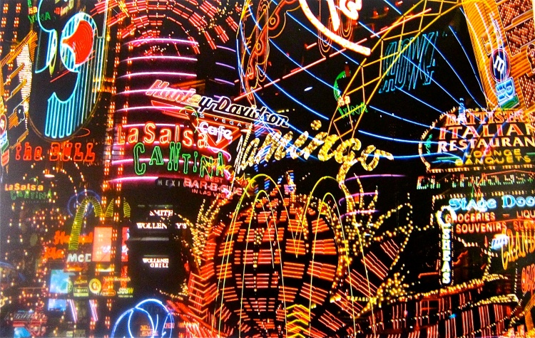 Las Vegas Lights 4 Cantina
