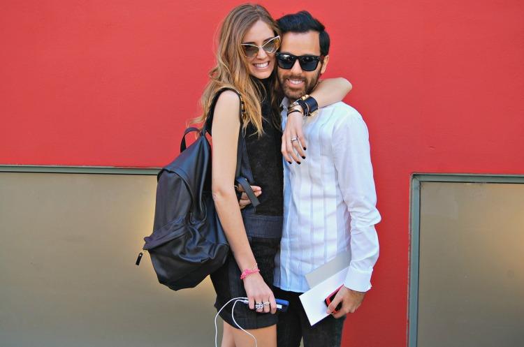 02 10third italian fashion blogger milan mfw ss 14 chiara ferragni dior lanvin diesel angelo tropea
