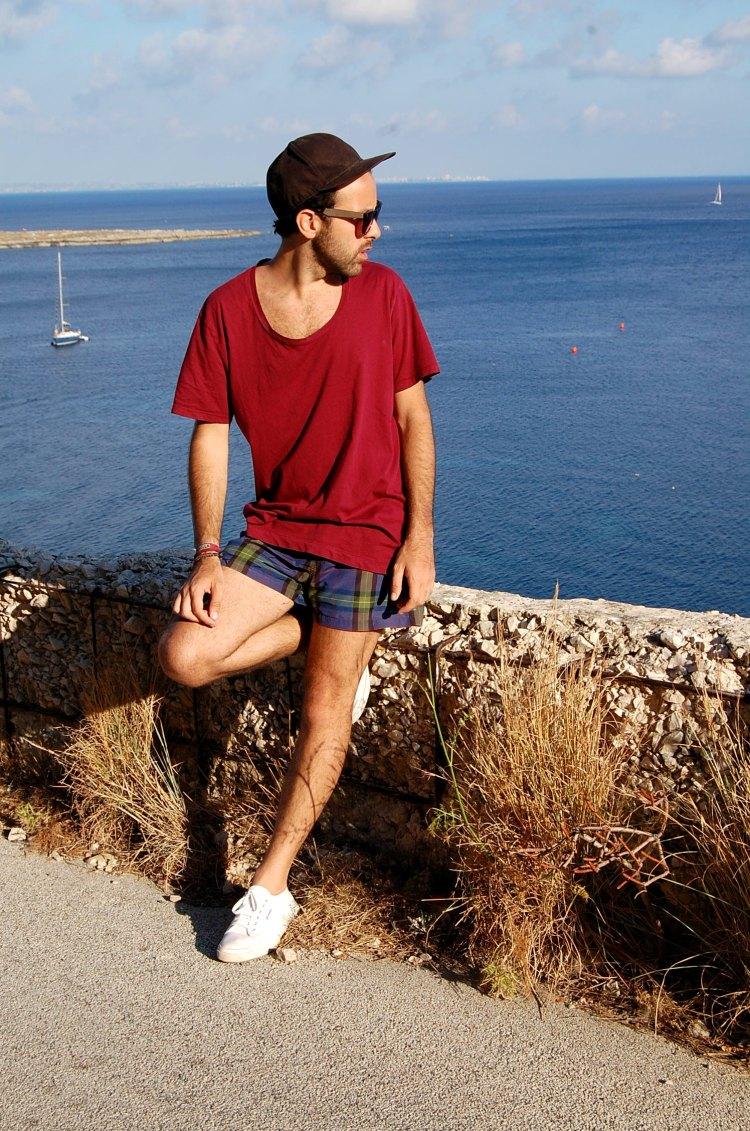 07 10third angelo tropea italian fashion blogger favignana superga cos super sunglasses