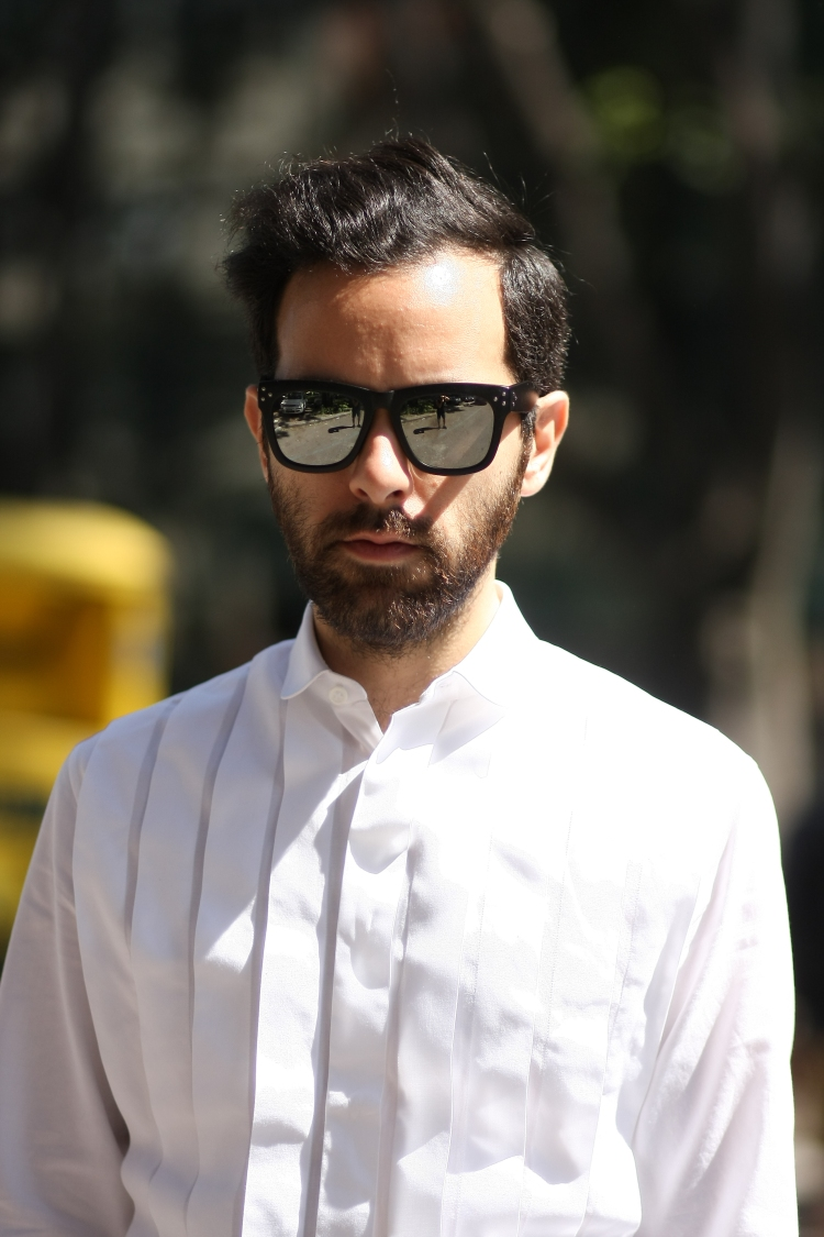 07 10third italian fashion blogger milan mfw ss 14 dior shirt sunnies angelo tropea