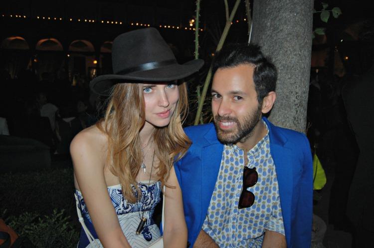 09 10third italian fashion blogger milan mfw ss 14 roberto cavalli party chiara ferragni angelo tropea